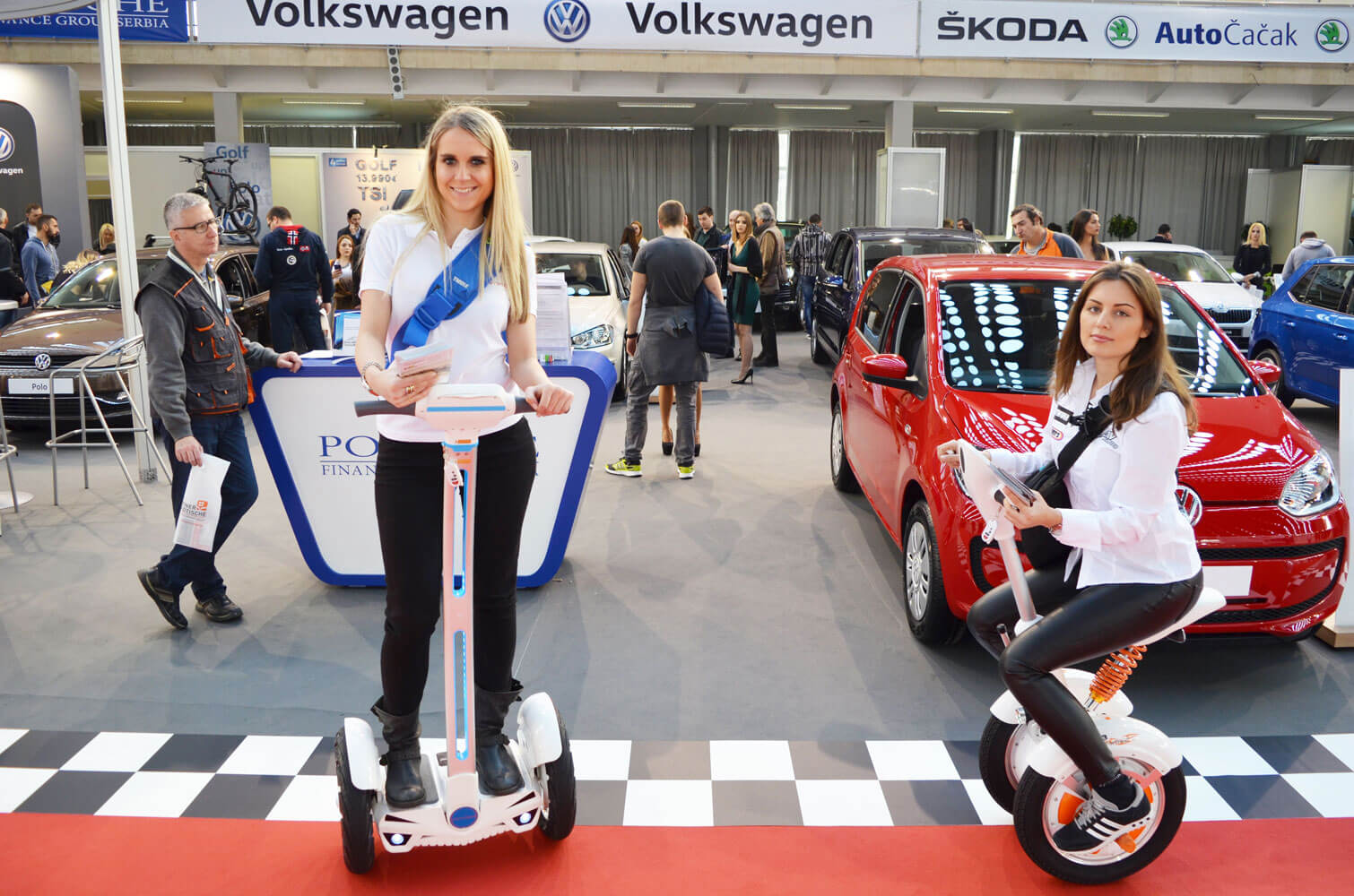 Airwheel A3 scooter eléctrico