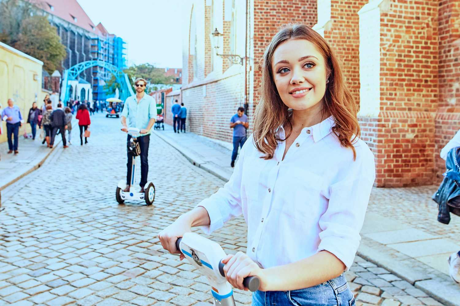 Airwheel S3 robot electric scooter