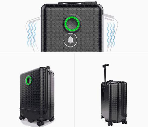 Airwheel SR5 smart hands-free suitcase