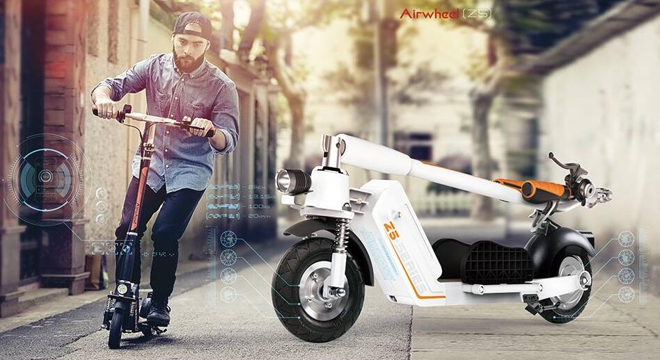 Airwheel Z5 folding scooter