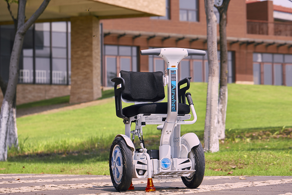Airwheel AT6 wheelchair with handlebar
