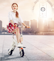 airwheel E6 bike