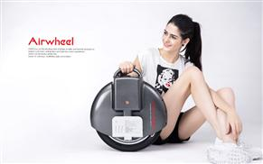 Airwheel X8 single wheel scooter