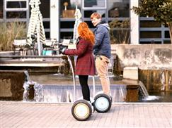 unicycle electric