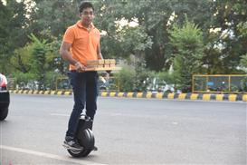 self-balance scooter