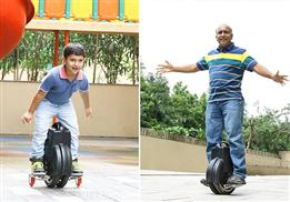 Airwheel Cel o?e grin emoticon ?#?Airwheel? ?#?Topwheels? ?#?Kottvojo?e? - TopWheels