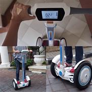 Intelligent Self-Balancing Scooter