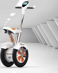 A3 2-wheeled electric scooter