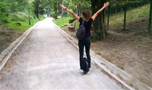 Airwheel Letim grin emoticon  ‪#‎TopWheels‬ ‪#‎Airwheel‬ ‪#‎Letim‬ - TopWheels