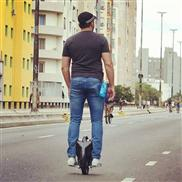 Airwheel X3 teamgee electric unicycle