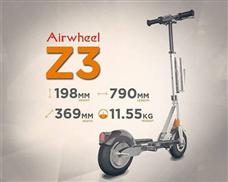 Airwheel Z3 2 wheel electric