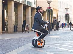 Airwheel A3 two wheel electric scooter