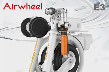 Airwheel E3 foldable e bike
