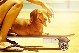 Airwheel M3 good quality electric skateboards