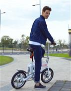 Airwheel R5 electric moped bike