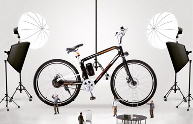 Airwheel R8 smart mountain bike