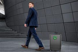 Airwheel SR5 fully autonomous suitcase