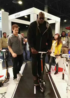Smart Portable electric assist bike