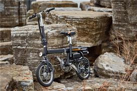 Airwheel R6 bicycles with power assist Airwheel R6