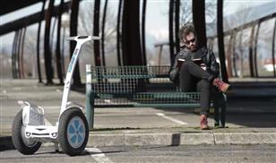 Airwheel S5 single wheel transport scooter