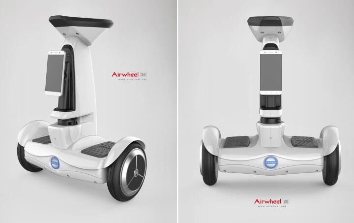 intelligent wheeled robots
