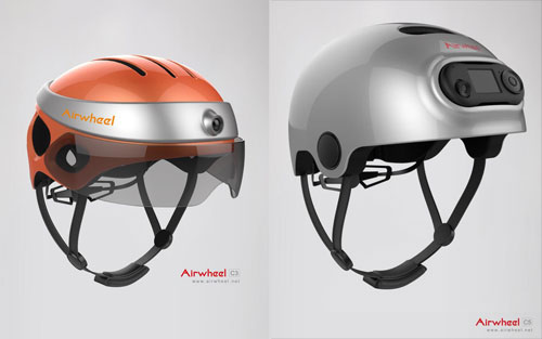 Looking back on the past, Airwheel first released new products related other than to self-balancing electric scooter.