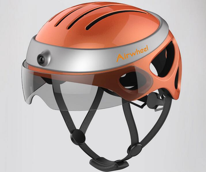 Truthfully, Airwheel C3 cool street bike helmet has changed the way of bike recycling, enabling riders to enjoy a more fascinating way of riding life.
