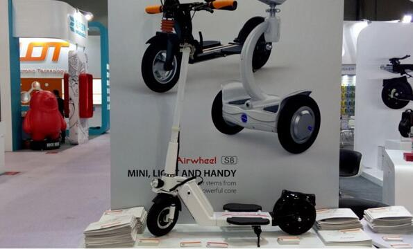Airwheel Z5 standing electric scooter is a suitable choice for them.