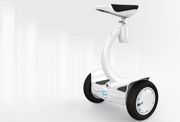 To interpret the beauty and convenience of life via technology, it is what Airwheel S8 is aiming to.