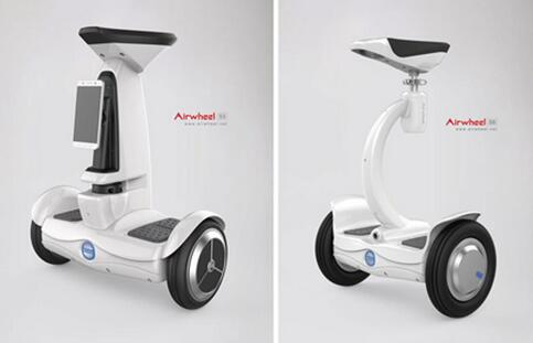 It is worth mentioning that Airwheel S5 is positioned as an All-terrain Vehicle, compared with S3, S3T more suitable for city transportation.