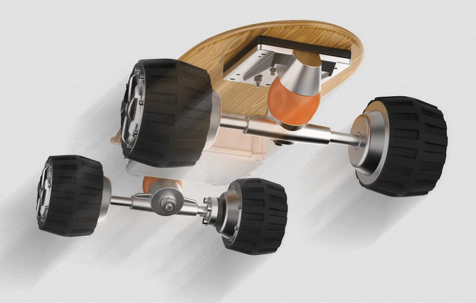 Airwheel M3 maple electric skateboard, made its first appearance last year has arrested the attention of the public, especially the youngsters.