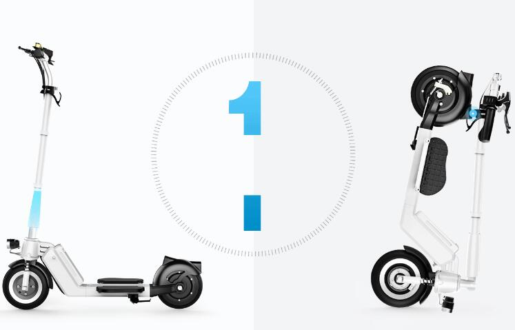 In terms of convenience, take the new product Airwheel Z5 electric unicycle as an example.