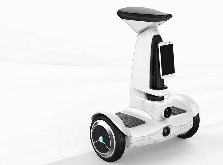 Airwheel S9 service robot is a combination of fashion and function.