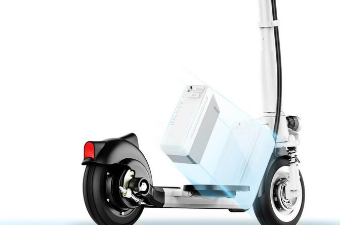 Recently Airwheel launched several new intelligent electric scooters.