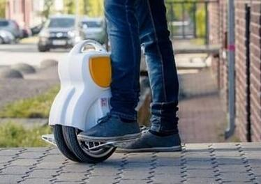 Airwheel self-balancing electric scooter can solve the problem easily.
