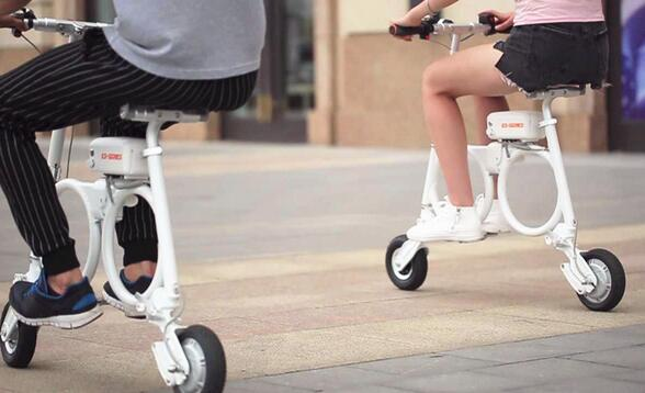 the market development prospect of Airwheel is very broad.