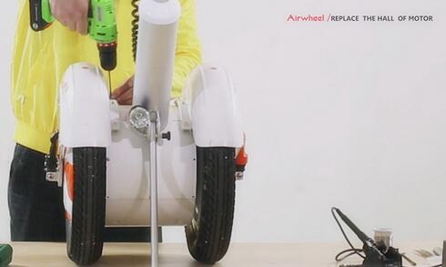 Airwheel 2-wheeled electric scooter