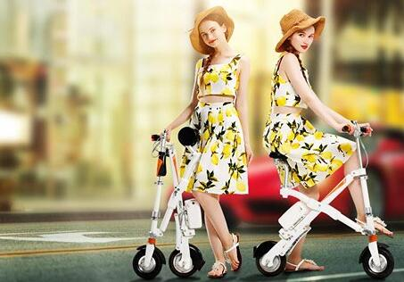 In many hard-line environmentalists, Airwheel made a great contribution to the environment in a sense.