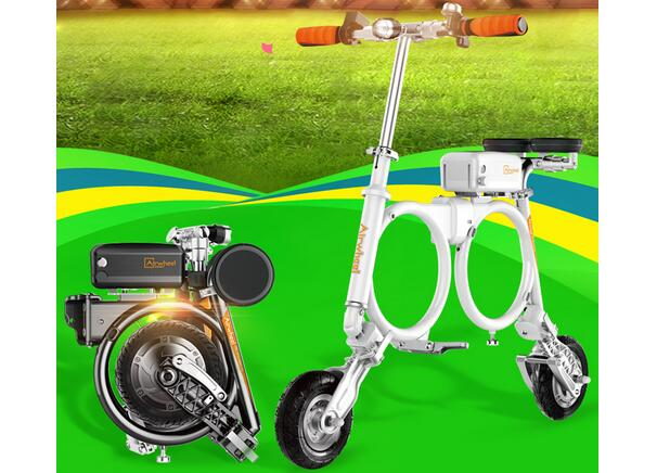 In this summer, it has successively launched two battery operated bicycles to make waves in transportation field.