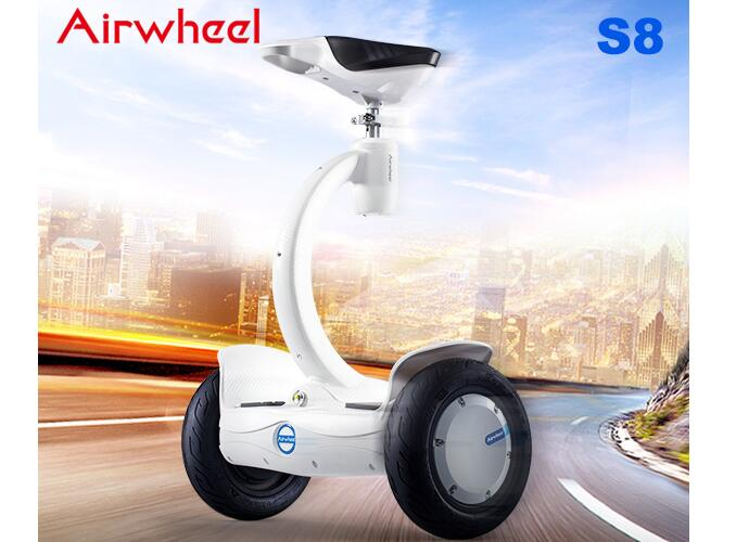 They provide S8 electric scooter with seat with stable and continuous power.