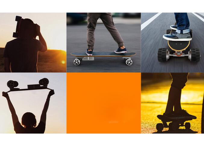 Here is a summary of features of Airwheel M3 electric air board, adding a remote control and a motor drive.