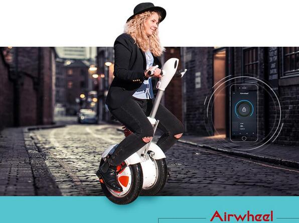 Therefore, Airwheel is a powerful scooter that can realizes traveling for long distance.