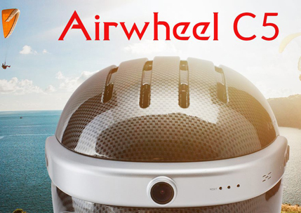 Therefore Airwheel C5 appeals to the most of young people and enjoy the great popularity in the current market.