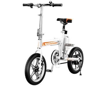 Airwheel R5 electric moped bicycle is better known for its three riding mode, that can be altered freely and bring more fun.