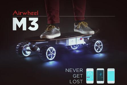 Customers do not need to worry about the quality of Airwheel electric air board and after-sale service is available no matter consumers buy it online or in physic stores.