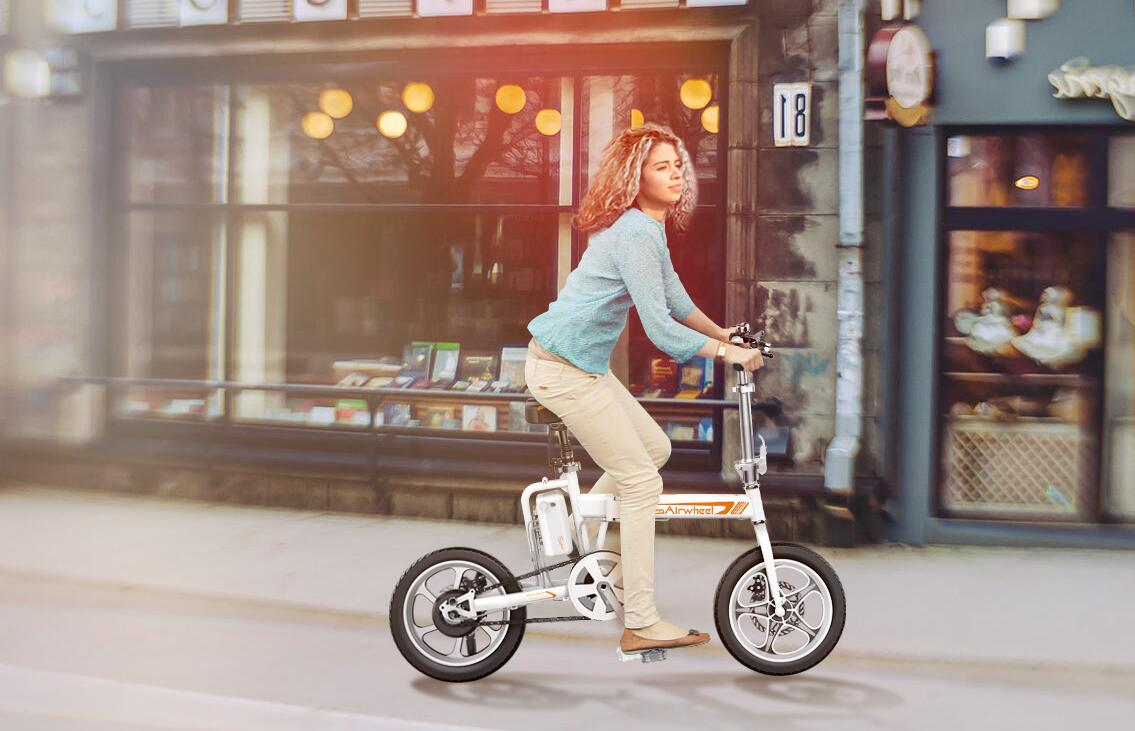 Life will be more wonderful with various ways of Airwheel riding.