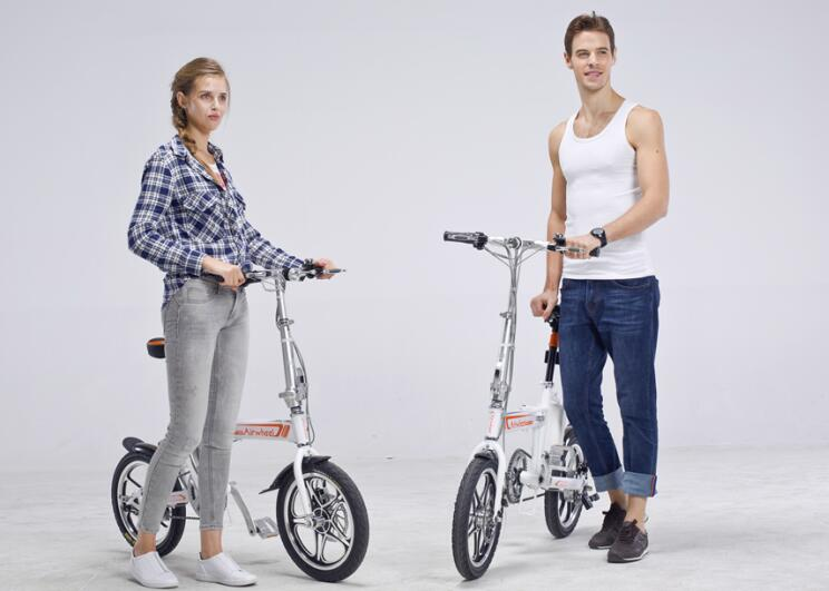 The overall share of Airwheel e-bikes in the bicycle market is expected to stay steady over the coming decade.