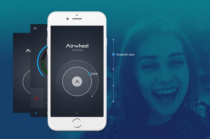 Airwheel App has been invented and designed by Airwheel professional team through a long time's effort and devotion.