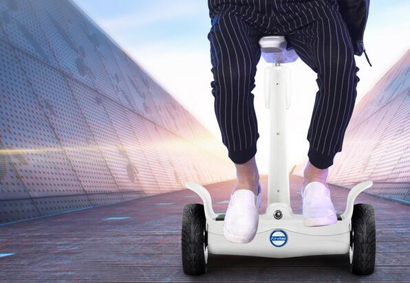 Airwheel has rolled out a rich portfolio of intelligent power scooters from its establishment on.