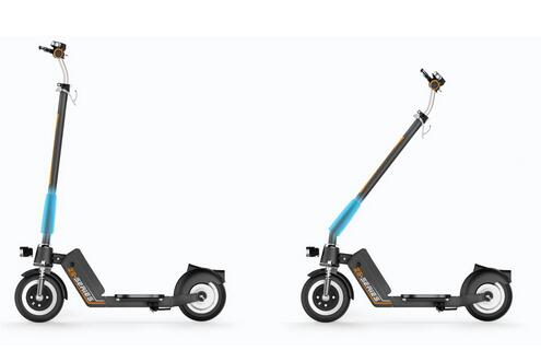 Airwheel Z5 actually provides a new way of entertainment and a growing number of people join Airwheel riding.